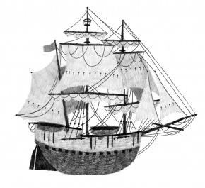 Nave baleniera 1800