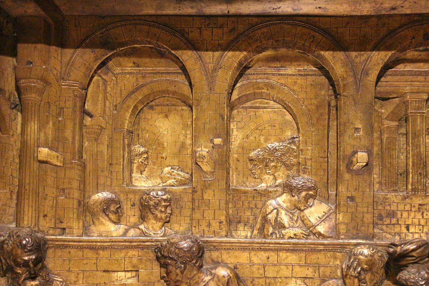 Il Festino di Erode, Donatello
