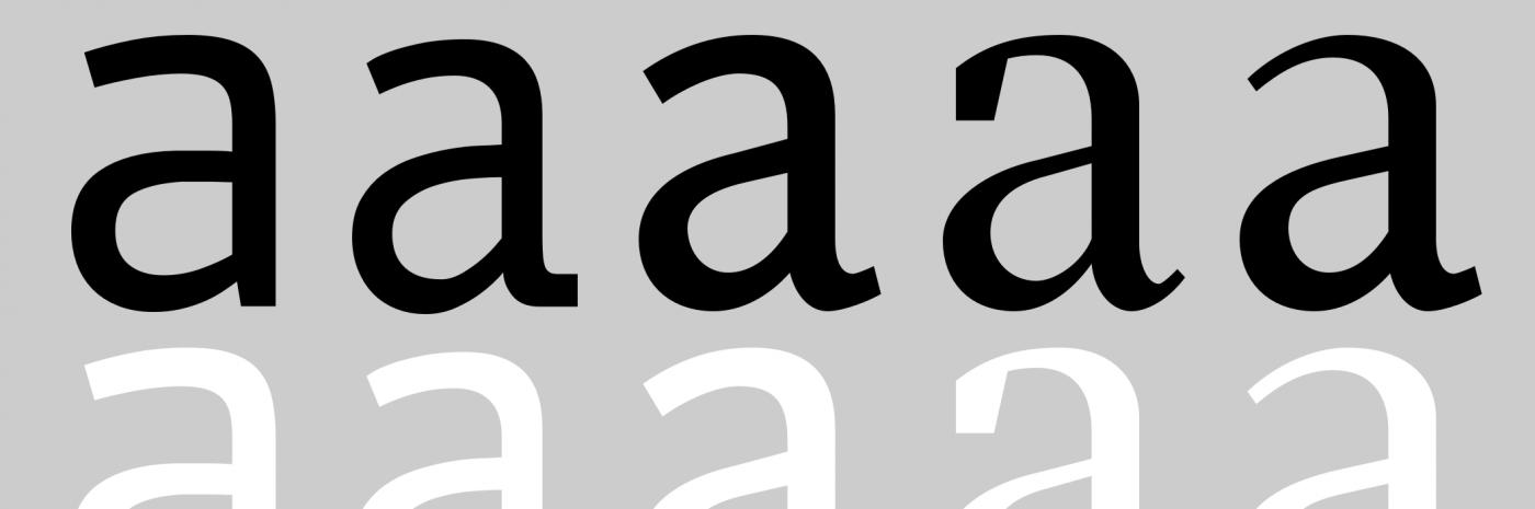 dsa wide letters