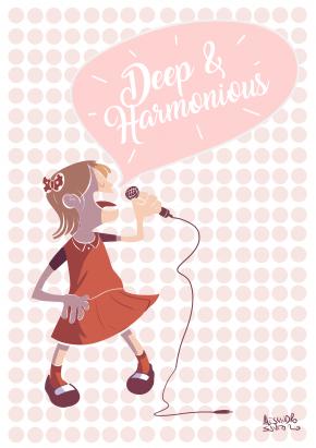 deep harmonious