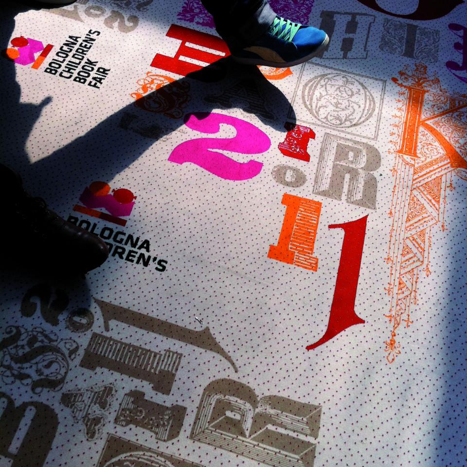 BCBF 2011 moquette