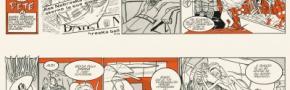 """Pagine del volume """"Hiawata Pete"""""""