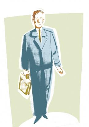 Editoriale:businessman