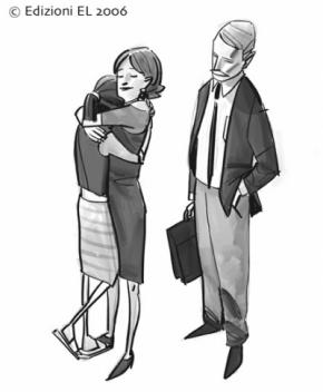 Narrativa:abbraccio