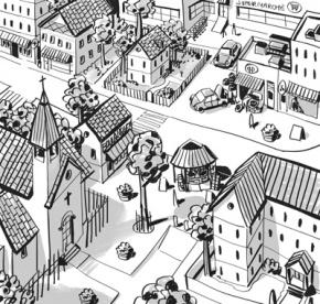 Scolastica:città
