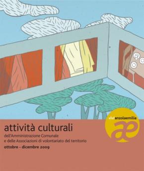 Programma delle attività culturali del comune di Anzola Emilia